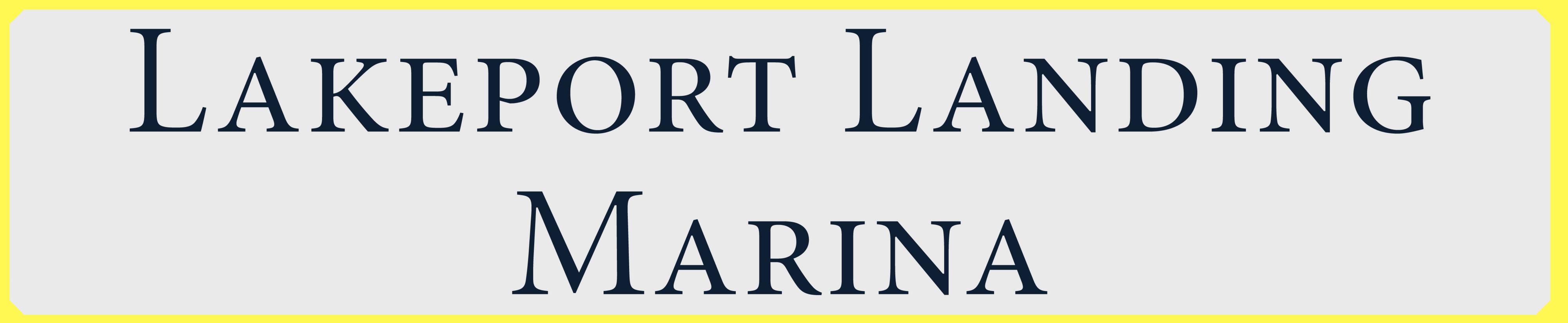 lakeportlanding.com logo